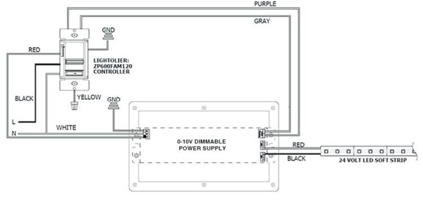 Lightolier Easyset Dimmer Wiring Diagram