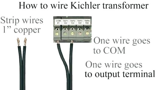 Low Voltage Lights Wiring Good How To Wire Low Voltage Landscape