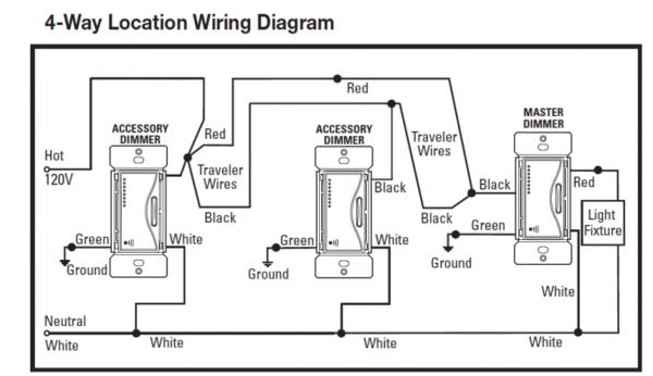 Cooper 4 Way Switch Diagram
