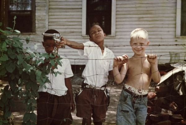 Mindful Of Rice, Garner And Brown  Gordon Parks's Two Black Boys