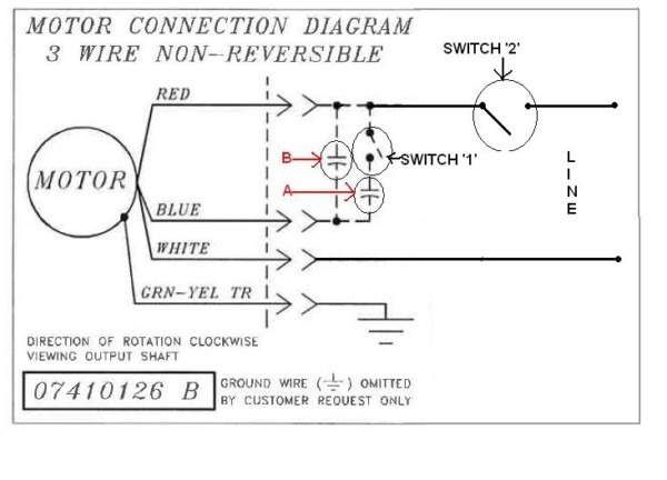 Motor Schematic Diagrams