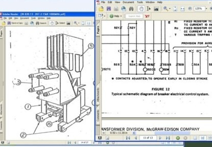 Mv Switchgear Instruction Manuals