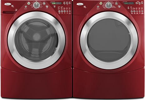 New Color Washer And Dryer By Whirlpool Duet