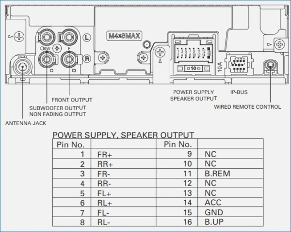 Diagram Pioneer Deh P6700mp Wiring Diagram