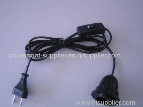Power Cord With Switch From China Manufacturer