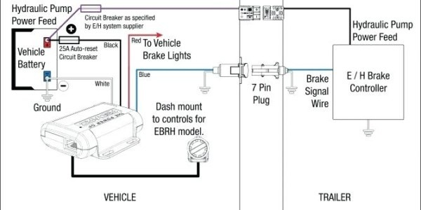 Prodigy Trailer Brake Controller Wiring Diagram