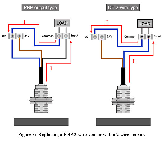 2 Wire Proximity Switch Wiring Diagram