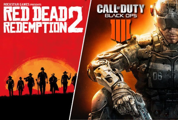 Red Dead Redemption 2 Release Date Has Black Ops 4 Call Of Duty