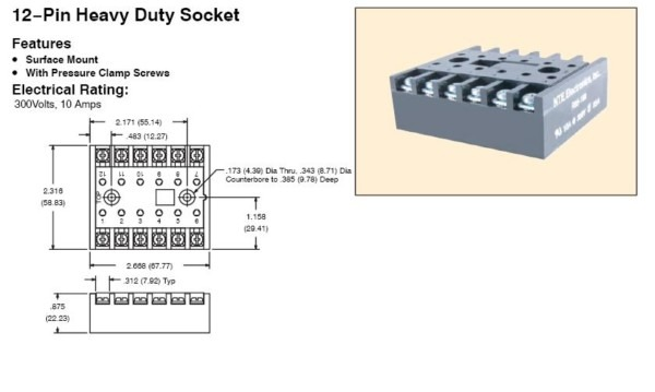 relays_ac_dc_by_nte_0 Nte Relay Wiring Diagram on air horn, time delay, car horn, automotive fan, furnace fan,