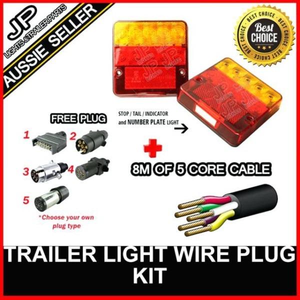 Rewiring A Trailer Boat Trailer – L67 Co