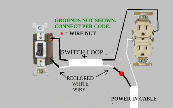 Simple   Lightswitch Install 2 Switches One Line In