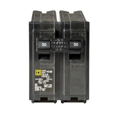 Square D Qo 30 Amp 2