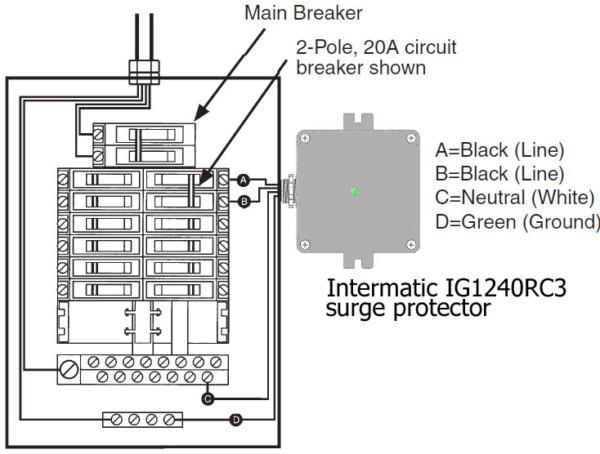 Phenomenal Leviton Surge Protector Wiring Diagram Basic Electronics Wiring Wiring Digital Resources Antuskbiperorg
