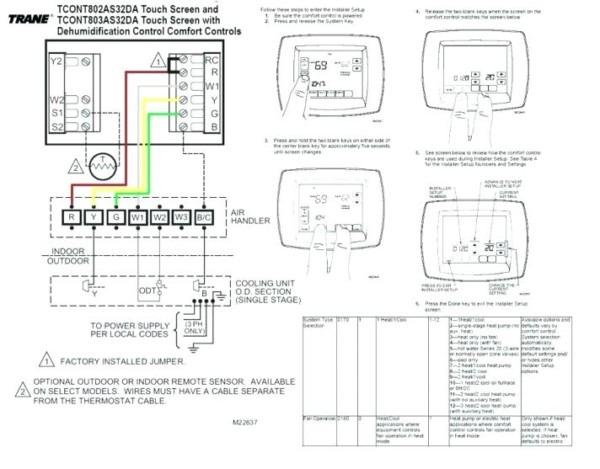 Thermostat Wiring Heat Pump 7 Wire Thermostat Wiring Diagram 4