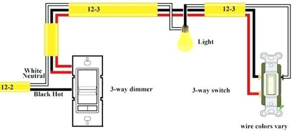 Three Way Light 3 Way Light Switch Wiring 3 Way Switch Wiring
