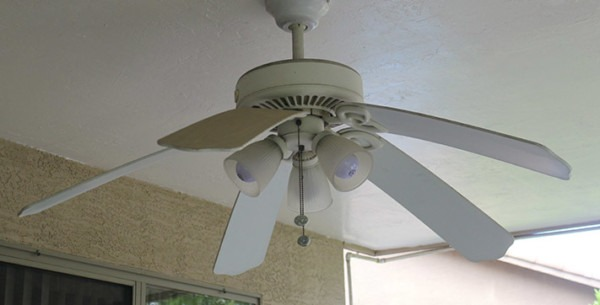 Top Ten Reasons You Need A New Ceiling Fan