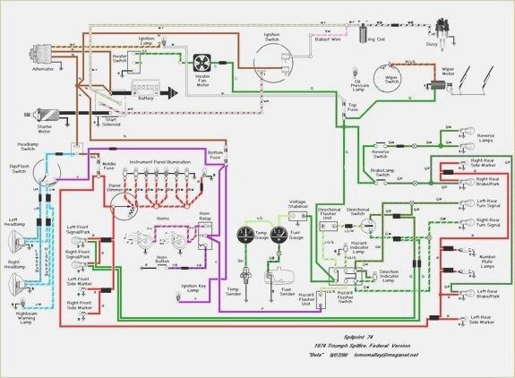 Tr7 Wiring Diagram