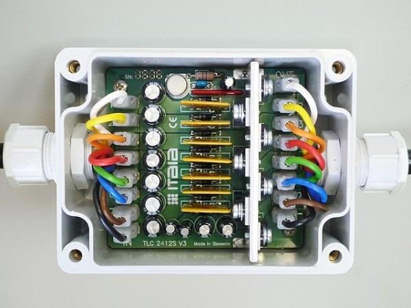 Trailer Lights Converter 24 12v Tlc 2412s