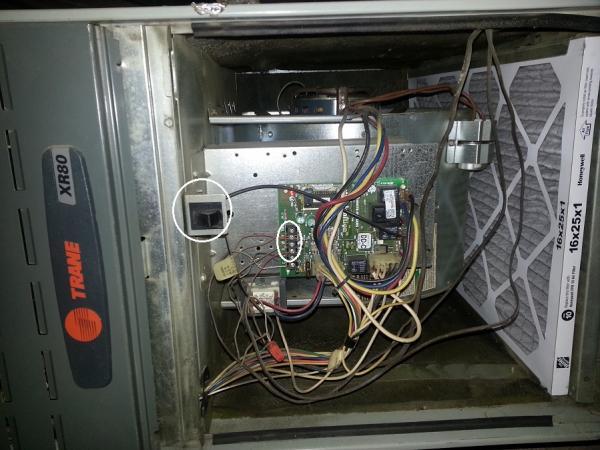 Trane Xe90 Wiring Diagram