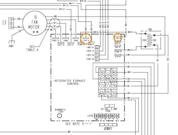 Remarkable Trane Xe90 Wiring Diagram Wiring Diagram Database Wiring Digital Resources Hetepmognl
