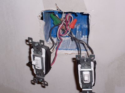 Types Of Electrical Switches In The Home