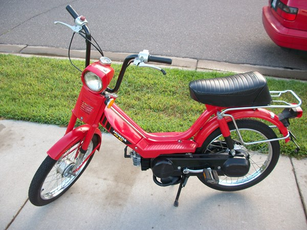 Used  1979 Honda Pa501 Hobbit (sold)