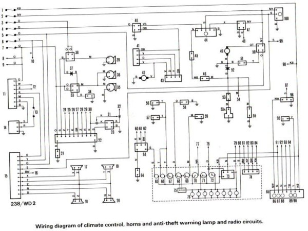 Vl Commodore Wiring Diagram
