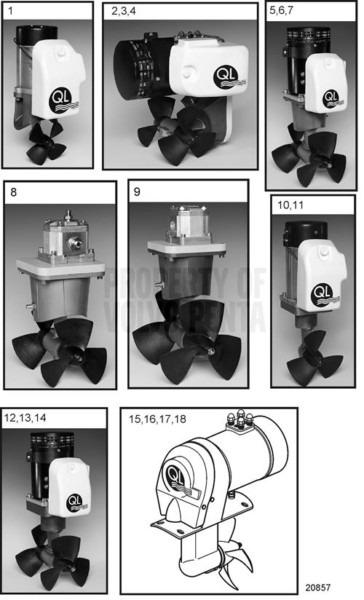 Ql Bow Thruster Wiring Diagram