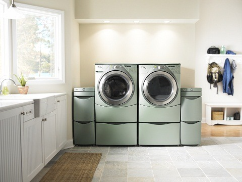 Washers And Dryers With Style