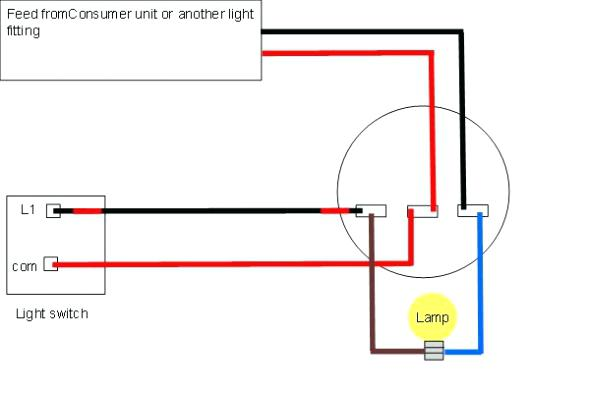 Wiring A Pull Switch
