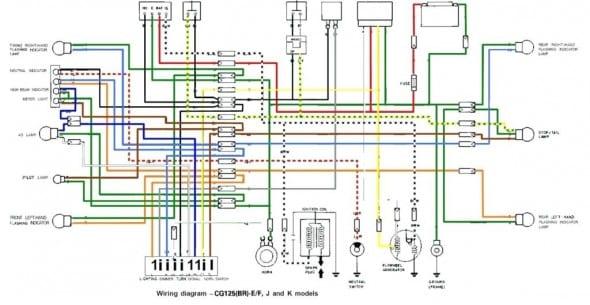 Honda Xrm 110 Wiring Diagram Download