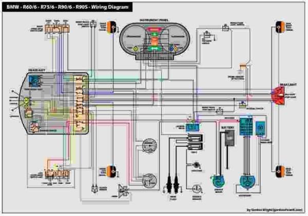 1973 Bmw R755 Wiring Diagram - Thxsiempre