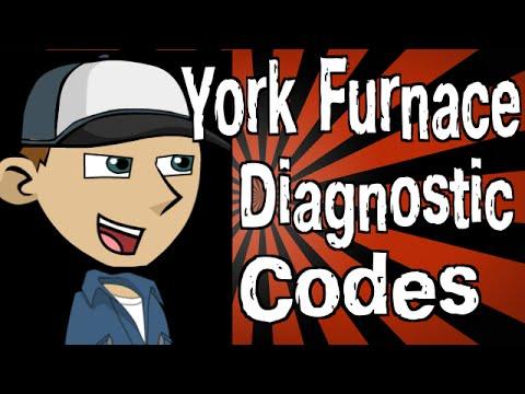 York Furnace Diagnostic Codes