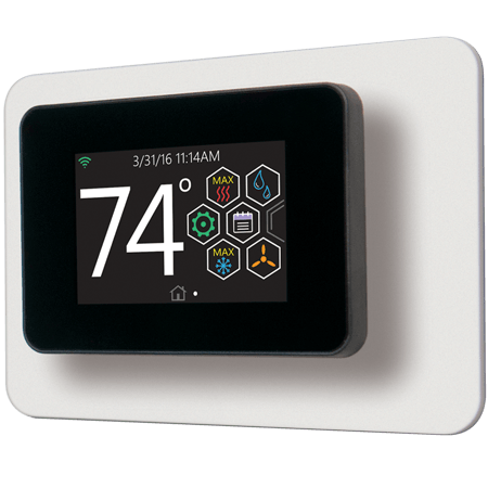 York Touch Screen Thermostat
