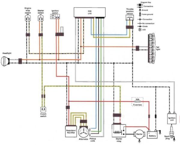 Sensational Suzuki Drz125 Wiring Diagram Wiring Diagram Database Wiring Cloud Favobieswglorg