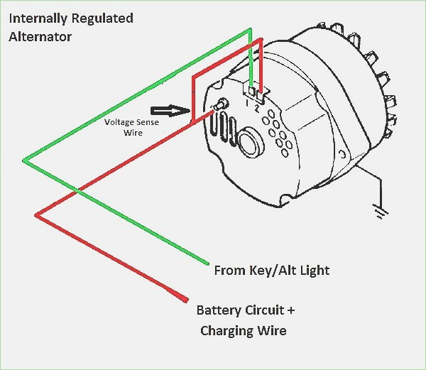04 Chevy Silverado 3 Wire Alternator Diagram