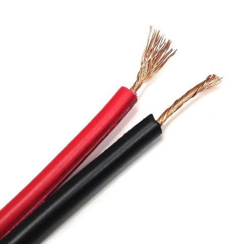 1000' Feet 16 Ga Gauge Red Black 2 Conductor Speaker Wire Audio
