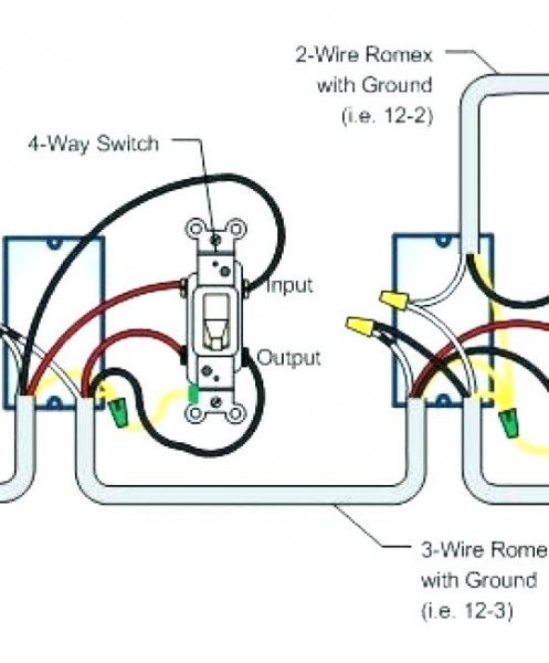 12 3 Wire Diagram For 220