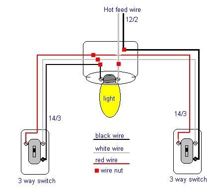 12 Volt 2 Way Switch