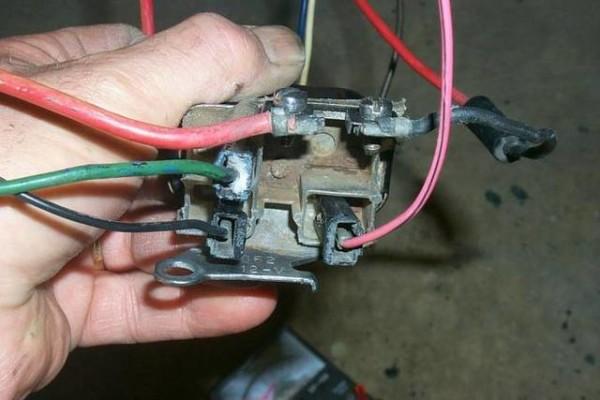 1970 Chevelle Horn Relay Wiring Diagram