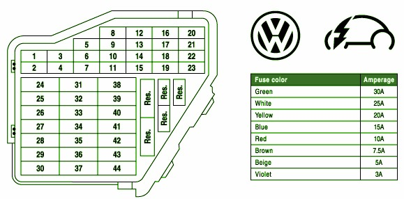 2000 Vw Jetta Radio Wiring Diagram