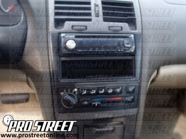 2000 Nissan Altima Stereo Wiring Diagram