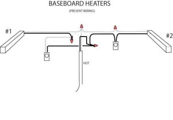 220 Electric Heater Wiring Diagram