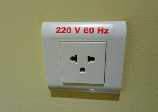 220 Volt Wall Outlet