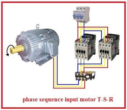 3 Phase Motor Circuit Diagram Pdf