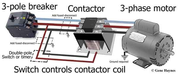 Diagram Contactor Interlock Wiring Diagram