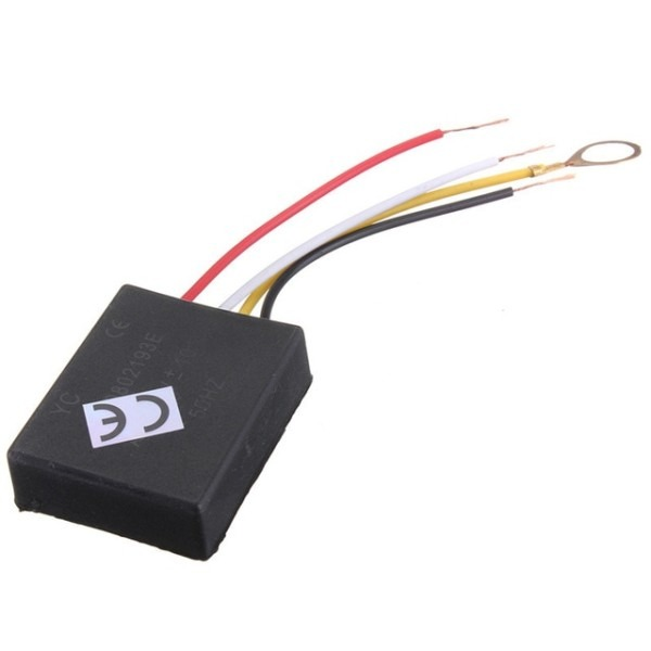 3 Way Lamp Touch Sensor Switch Dimmer 110v Electrical Equipment