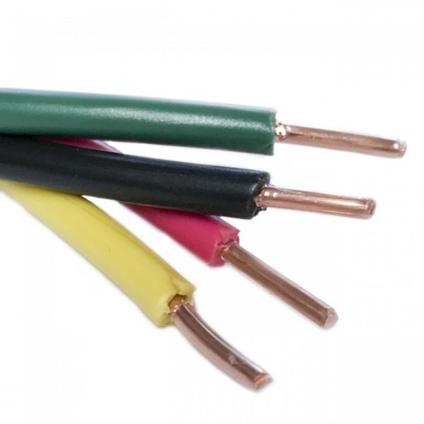 3 Wire With Ground, 10 Gauge, Twisted, Submersible Pump Wire