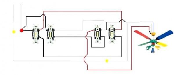 4 Way Ceiling Fan Light Switch Diva Cl Wiring Diagram Also Maestro