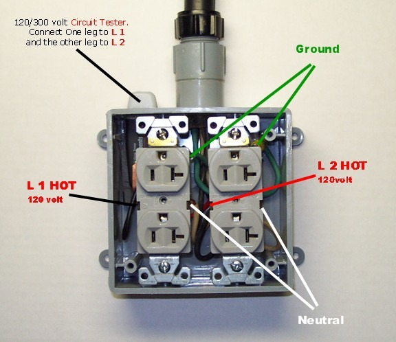 50_3  Amp Prong Wiring Diagram on